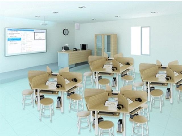 Bàn ghế giáo viên giá rẻ BGV-BN06