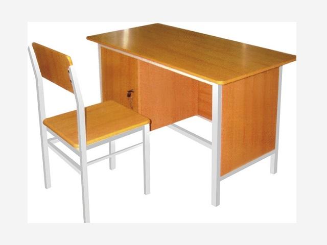 Bàn ghế giáo viên giá rẻ BGV-BN09