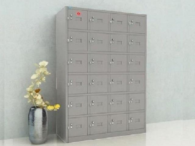 Tủ sắt locker sơn tĩnh điện 20 ngăn