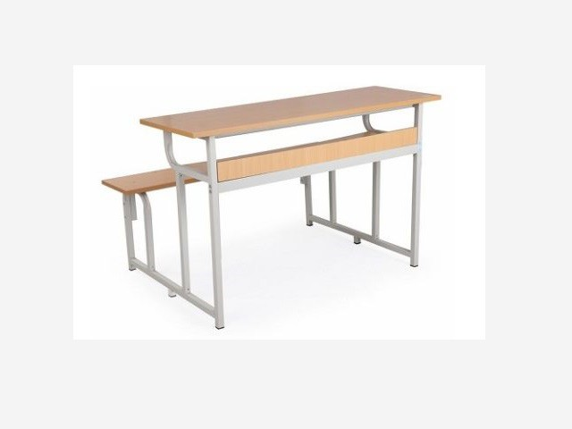 Bàn ghế sinh viên 2 chỗ ngồi BSV02-00