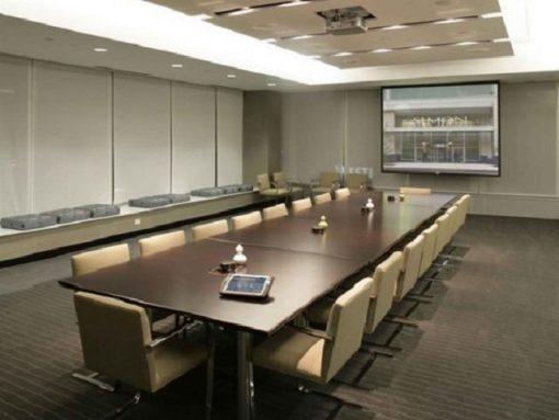 Ghế chân quỳ inox ghế phòng họp hiện đại trang trọng và bền bỉ
