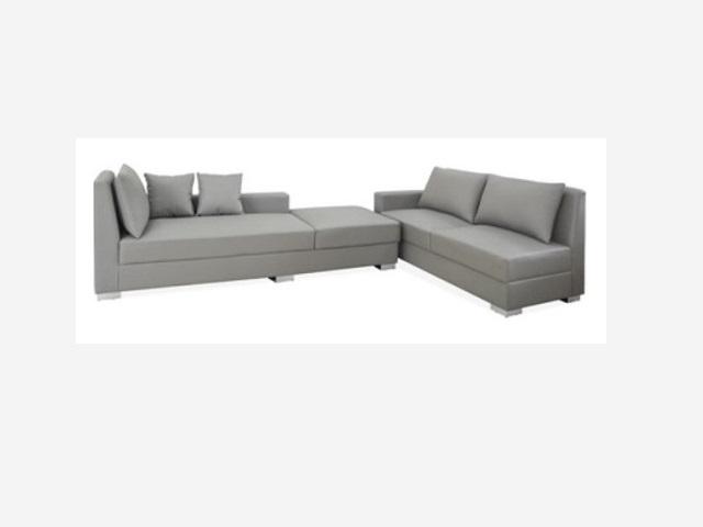 Ghế sofa gia đình đệm da SF-03
