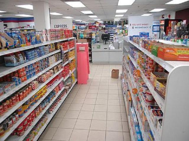 Kệ bày hàng siêu thị GST-BN503