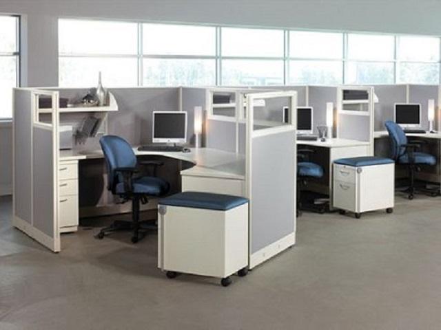 Vách ngăn văn phòng giá rẻ VN-BN294