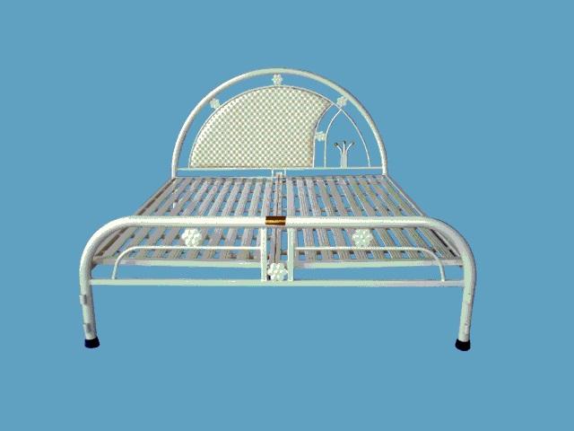 Giường sắt giá rẻ Hà Nội Bn883